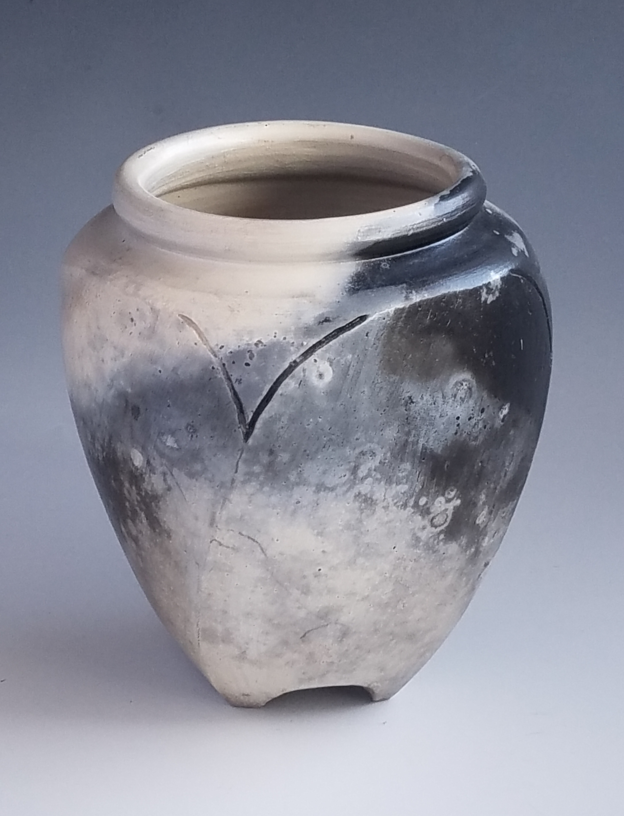 pit-fired-vessel-4.5x7.5in-24